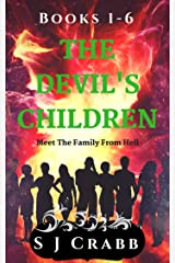 The Devil's Children: A new contemporary college-set, New Adult/ coming of age romance series. Kindle Edition
