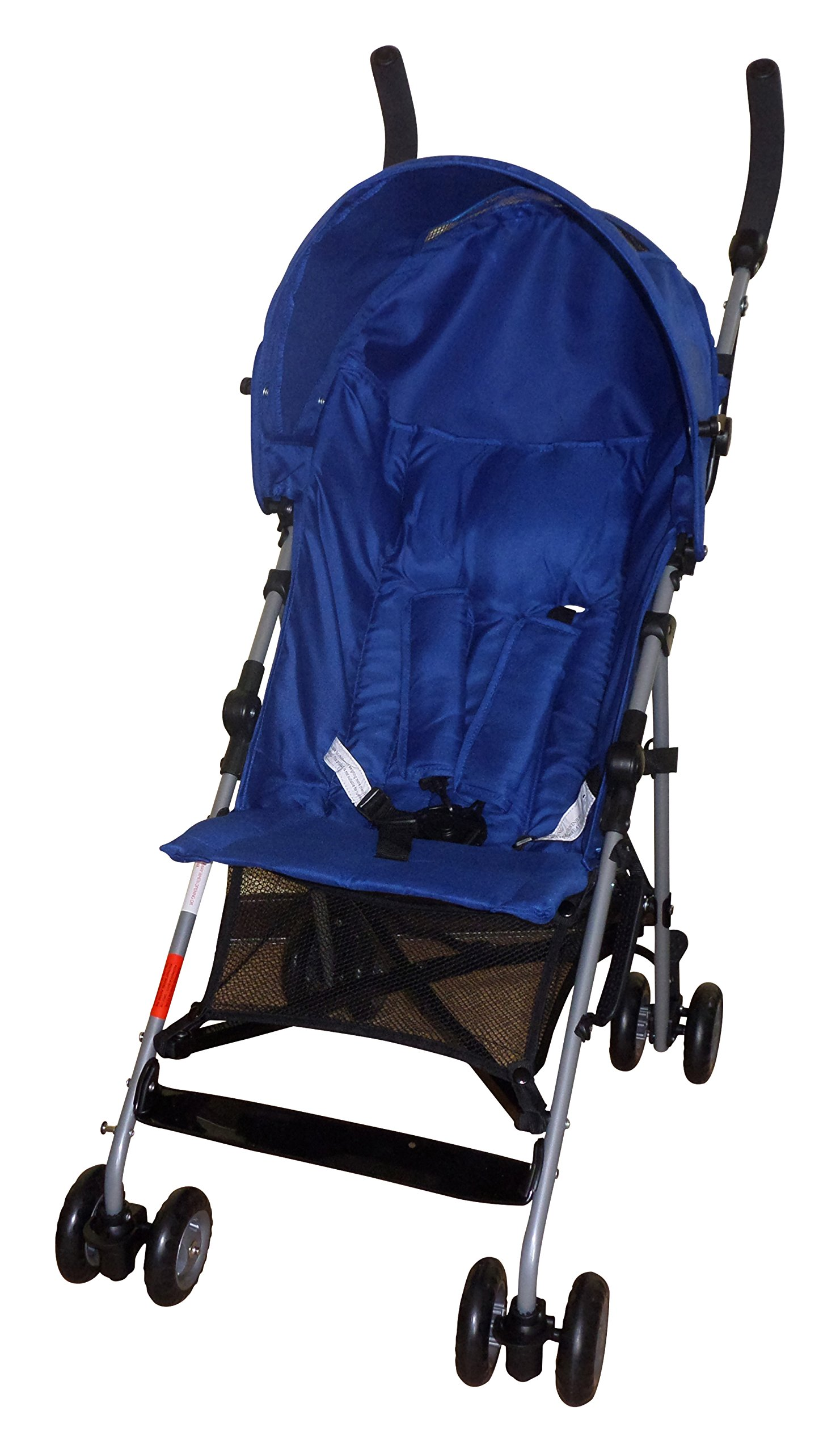 Babyco Trend Light Weight Stroller (Blue)  Light weight stroller Full raincover included Suitable for children from 6 months to max 15kgs 1