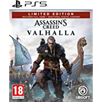 Assassin's Creed Valhalla Amazon Limited Edition…