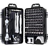 Gocheer 115 en 1 mini set tournevis precision kit tools petit boite tournevis torx informatique demontage pc portable pour ma