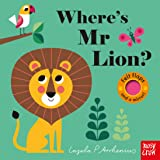 Where's Mr Lion? (Felt Flaps, 1)