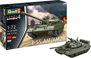 Revell - T-55 Am (3306)