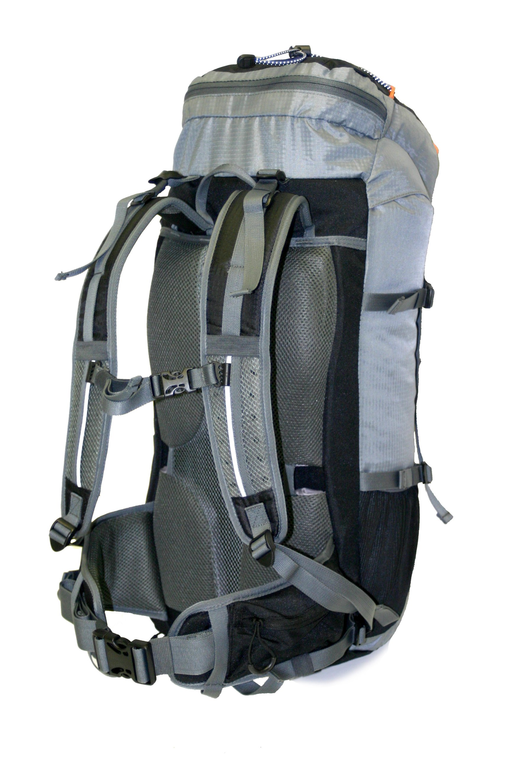 81cjSrrjX0L - MONTIS Leman 45, Mochila de Ruta, Trekking y Viajes, 45 l, 1300 g