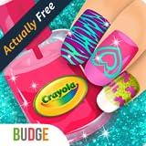 Crayola unghia Party - Un salone esperto di unghie - Underground