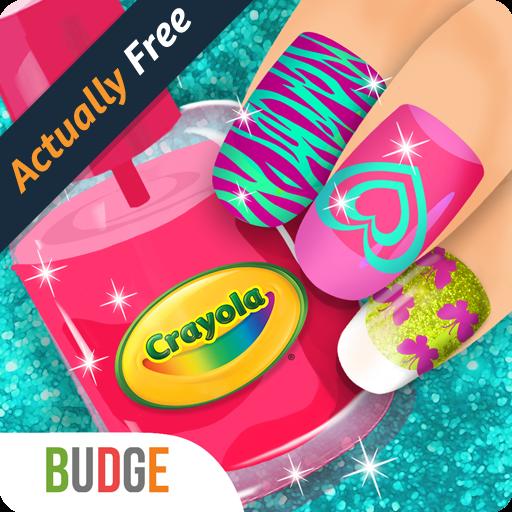 Crayola - Nagelparty – Ein Besuch im Nagelstudio