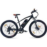 SachsenRad E-Bike R6 27,5 Zoll 250W Motor 11AH Lith. Batterie 400 WH Akku Shimano Tourney TX 7 100km Reichweite…