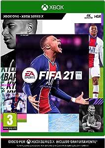 Fifa 21- Xbox One, include upgrade per Xbox Series X