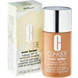 Clinique Clinique Even Better Makeup Breed Spectrum SPF 15, Foundation, CN 78 nootachtig (M), 30 ml