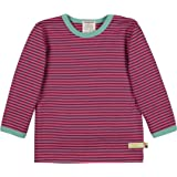 loud proud Longsleeve Shirt Allover Print Organic Cotton Maglia a Maniche Lunghe Bambino