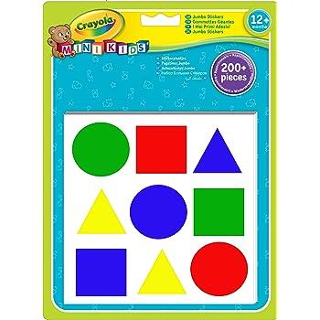 Crayola Jeux de gommettes 04-6801-E-000