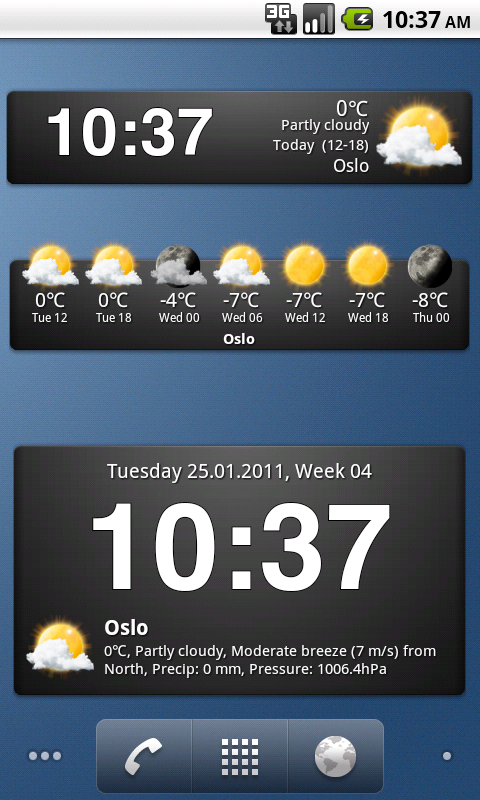 Weather Widgets Yr no: Amazon co uk: Appstore for Android