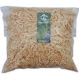 Zirbenspäne, Zirbenflocken 5 Liter, Zirbenkissen Füllung aus 100% Alpen Zirbenholz zum Nachfüllen