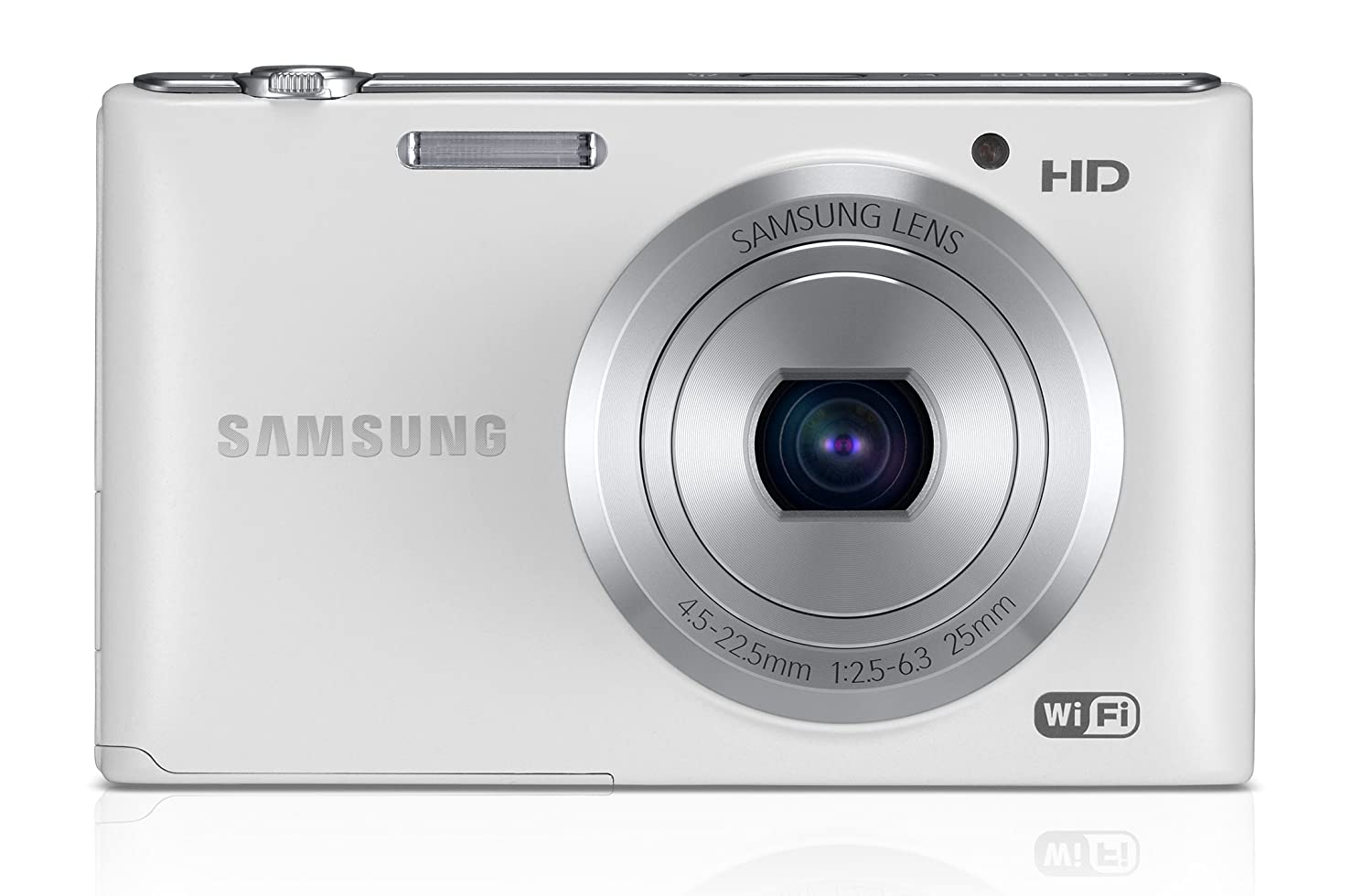 Samsung ST150F Smart Camera 2.0 with Built-In Wi-Fi: Amazon.co.uk ...