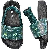 Kyopp Scarpe da Spiaggia Bambinie ciabatte da doccia bambino Ragazzi e Ragazze Antiscivolo Pantofole Da Interno E Da…