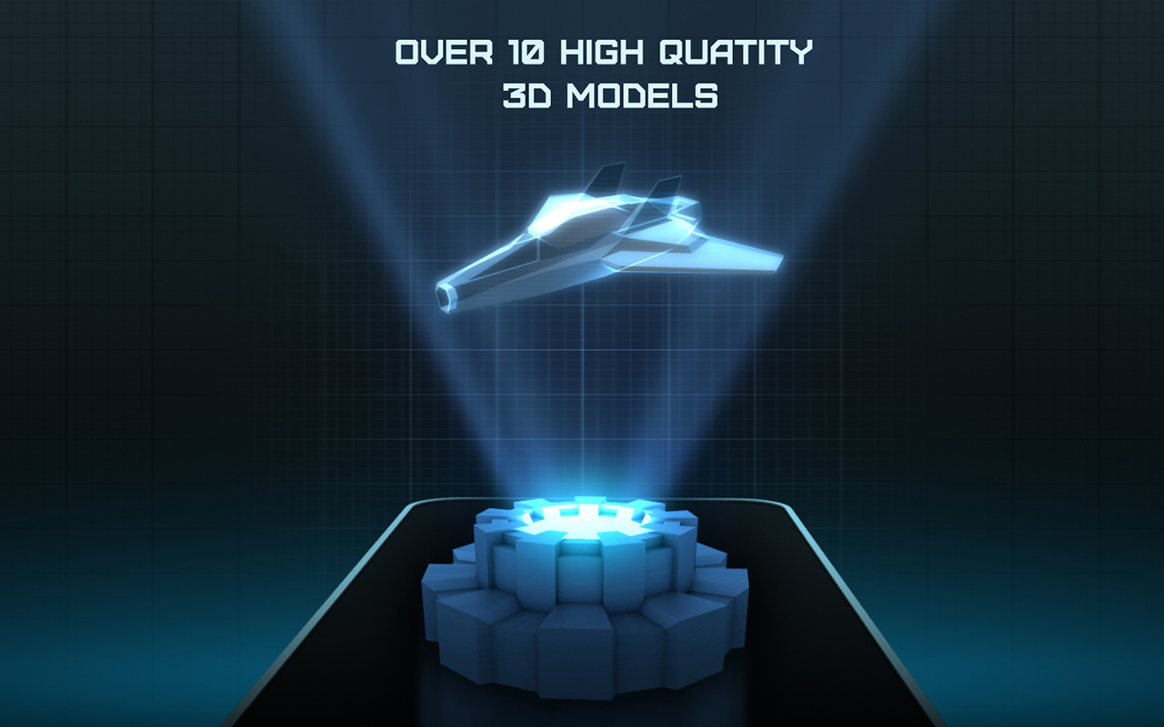 Hologram Projector Amazon Co Uk Appstore For Android