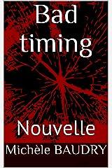 Bad timing: Nouvelle Format Kindle