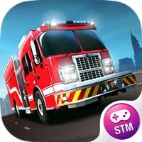 Feuerwehrautorennen 3D Pro