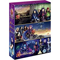 Disney Descendants 1-3 DVD Boxset [2019]
