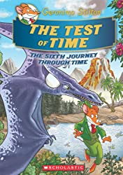 Geronimo Stilton SE Journey Through Time #6: The Test of Time