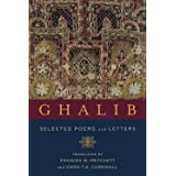 Ghalib: Selected Poems and Letters