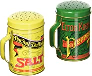 Norpro Nostalgic Salt and Pepper Shakers, With Handles, 2 Pi