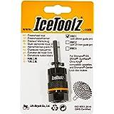 IceToolz Cassette Lockring Tool, zwart, M