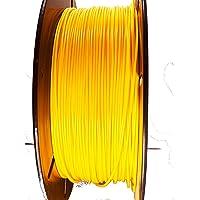 Tråd3D 1.75mm PLA 3D Printer Filament (Yellow) for Ender-3 V-Slot Prusa i3 3D Printer, 220X220X250 mm