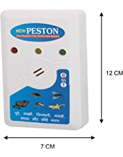 MSE Effective on Mice, Bugs, Lizards, Spiders, Mosquitoes Ultrasonic Electro Magnetic Pest Repellers for Mosquito, Insect, Mouse and Cockroach
