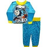 Pijama de Thomas The Tank Engine Built for Speed para niños de 12 a 18 Meses