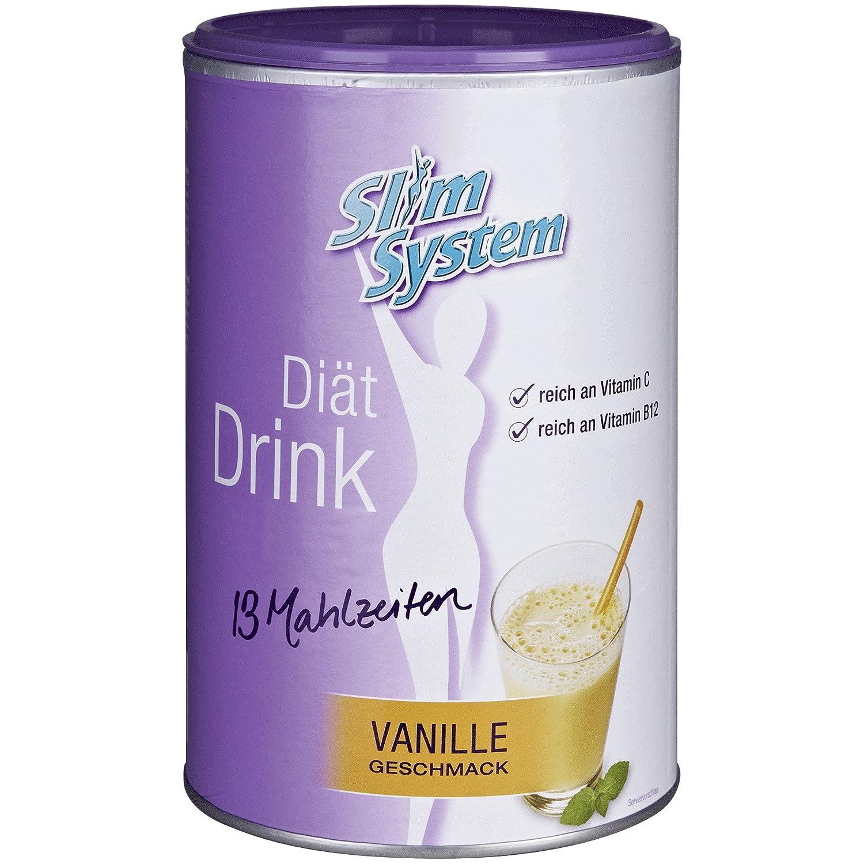 well mix diät drink