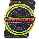 Aerobie Pro Flying pierścionek do rzucania o średnicy 33 cm, żółty