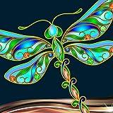 Libellen-Foto-Collage