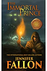 The Immortal Prince (The Tide Lords Book 1) Kindle Edition