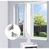 EGNBU 400 cm fönstertätning för mobila luftkonditioneringsapparater, luftkonditionering, tvätttork, frånluftstork, Hot Air St