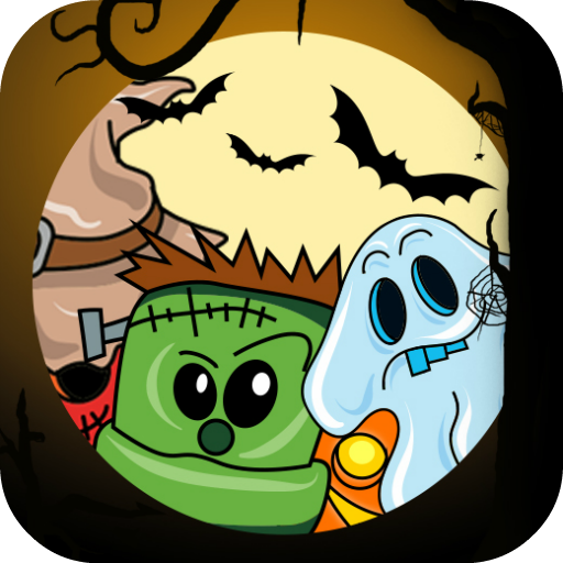 Halloween Town Puzzle Costumes