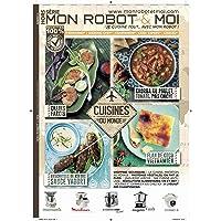 MON ROBOT & MOI N°14 : Cuisines du Monde