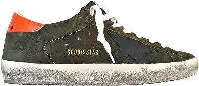 Golden Goose Sneakers Uomo Vintage Superstar G35MS590.Q69 Verde