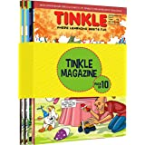 Tinkle Magazine Pack Of 10