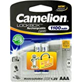 Camelion AAA 1100mAh Rechargeable Battery  2Nos Pack