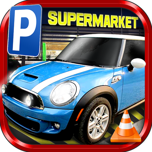 3D Car Parking Simulator Game - Real Limo and Monster Truck Driving Test Park Racing Games Free (3d Monster Truck Spiele)