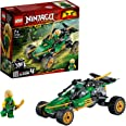 LEGO 71700 Ninjago LeBuggydelaJungle, Modèle de de Buggy à Construire avec Une Figurine de Ninja