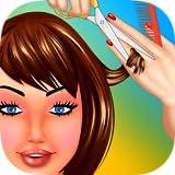 Friseursalon - Spiel für Mädchen ! der beste Friseur ! Lernspiel