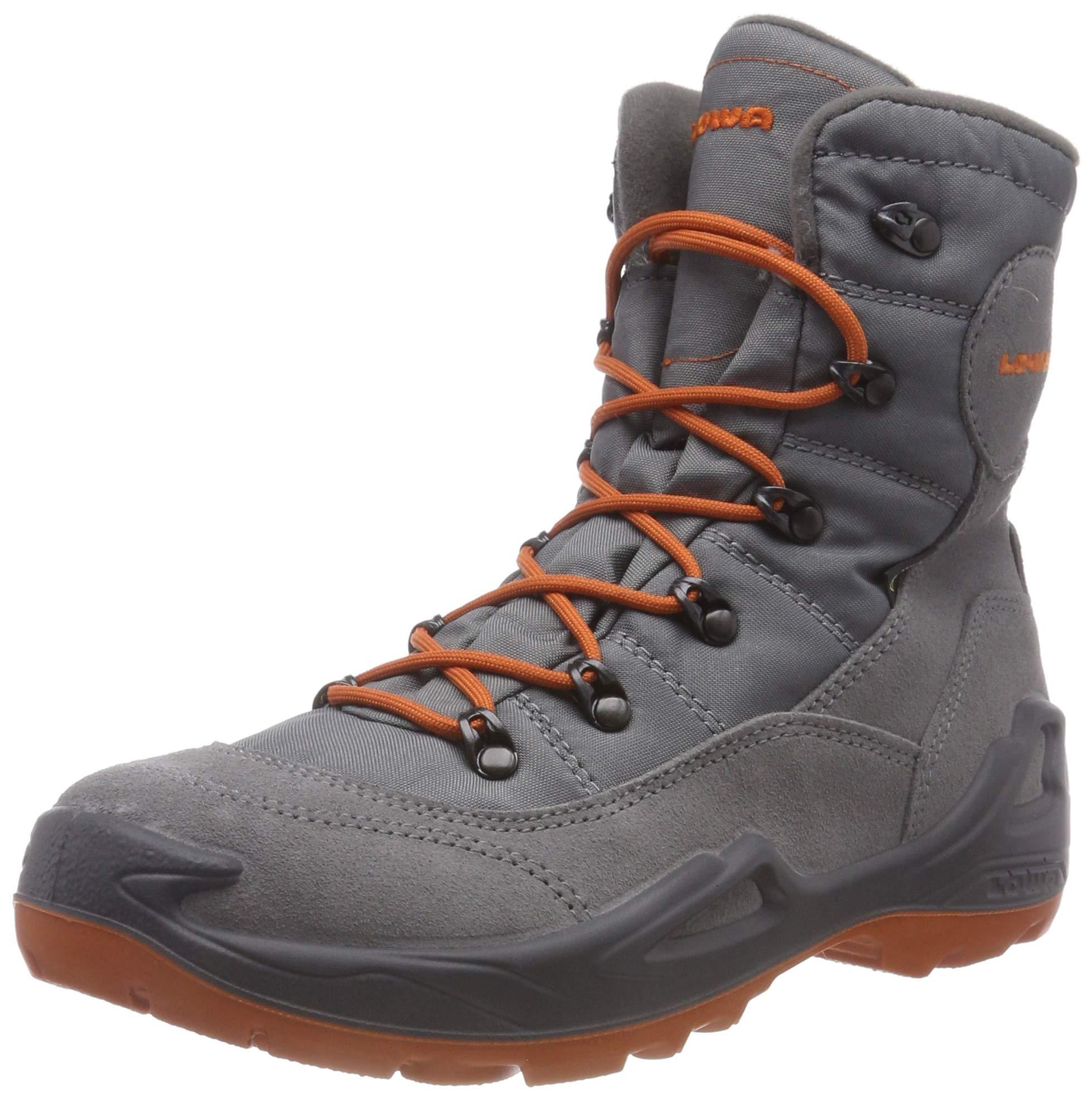 Lowa Unisex Kids Rufus Iii GTX Hi High Rise Hiking Boots 1