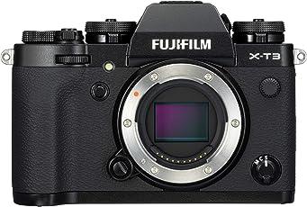 Lifestyles Present Fujifilm X-T3 Mirrorless Digital Camera (Body Only, Black) Memory Card, Bag