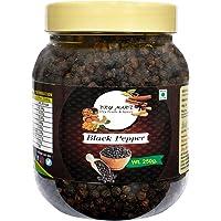 DRY MART Kali Mirchi Whole Black Pepper (250 gm)