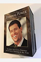 Anthony Robbins Personal Power Classic Edition (7-Day Audio Course) Audio CD
