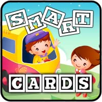 Smart Cards - Flash Cards for Advanced Children - Animal ABC's Edition