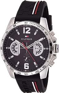 Tommy Hilfiger Multi-quadrante Quarzo Orologio da Polso 1791473