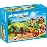 Playmobil Calèche avec attelage, 6932