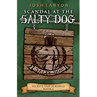Scandal at the Salty Dog: An M/M Cozy Mystery (Secrets and Scrabble Book 4) (English Edition)
